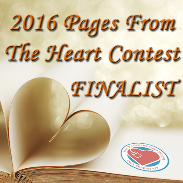 2016 Pages From The Heart Contest Finalist